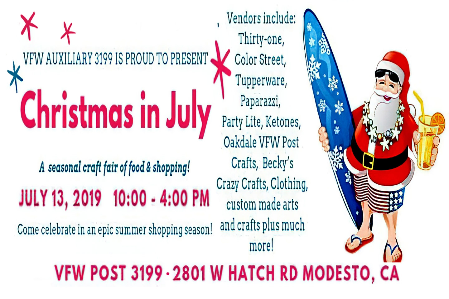 Christmas In July Color Street.Vfw3199 Org